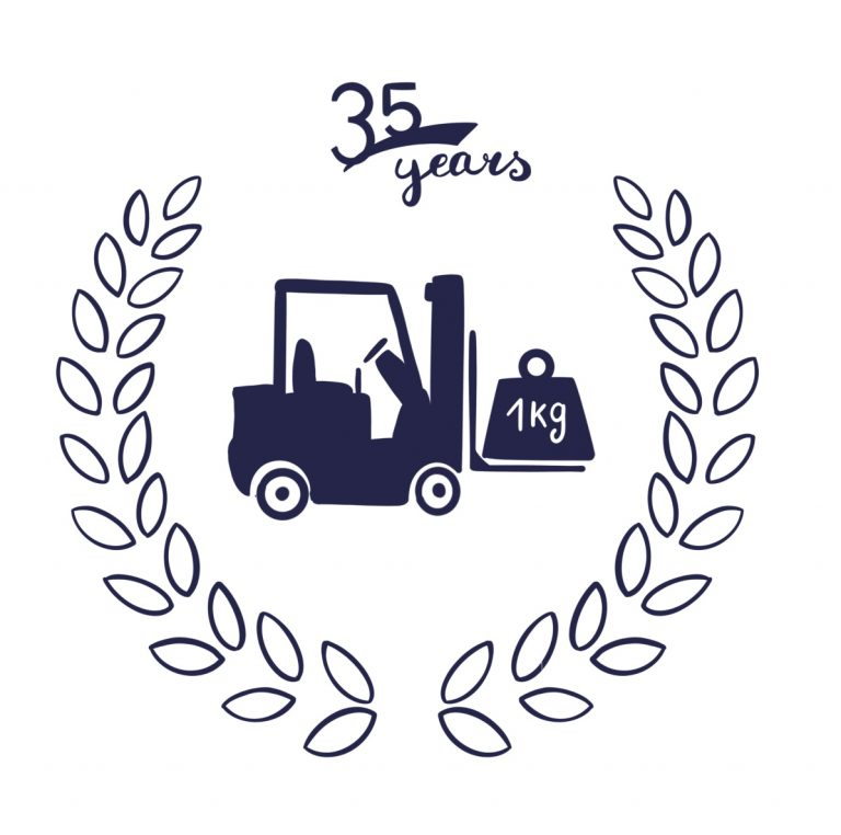 35 anni di noleggio carrelli lombardia